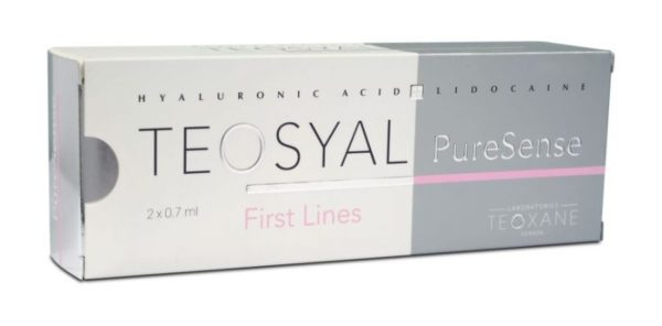 Teosyal 30G First lines