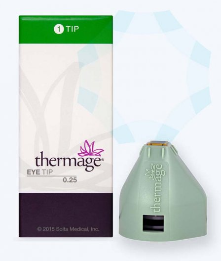 Thermage  0.25cm2  eye TIP 450 REP